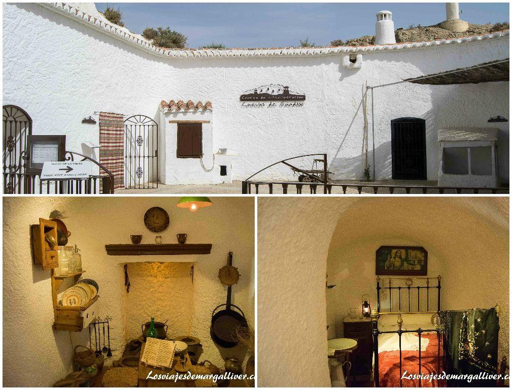"""Casa cueva """"Centro de interpretación"""" en Guadix - Los viajes de Margalliver"""